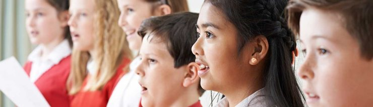 KS2 Choir - Session 1