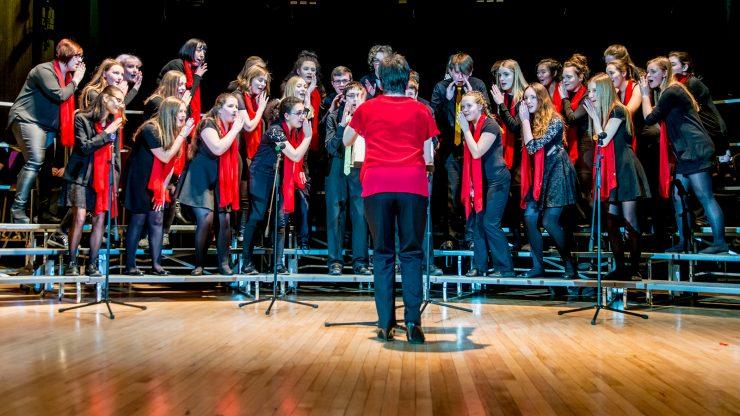 KS3 Choir - Session 1