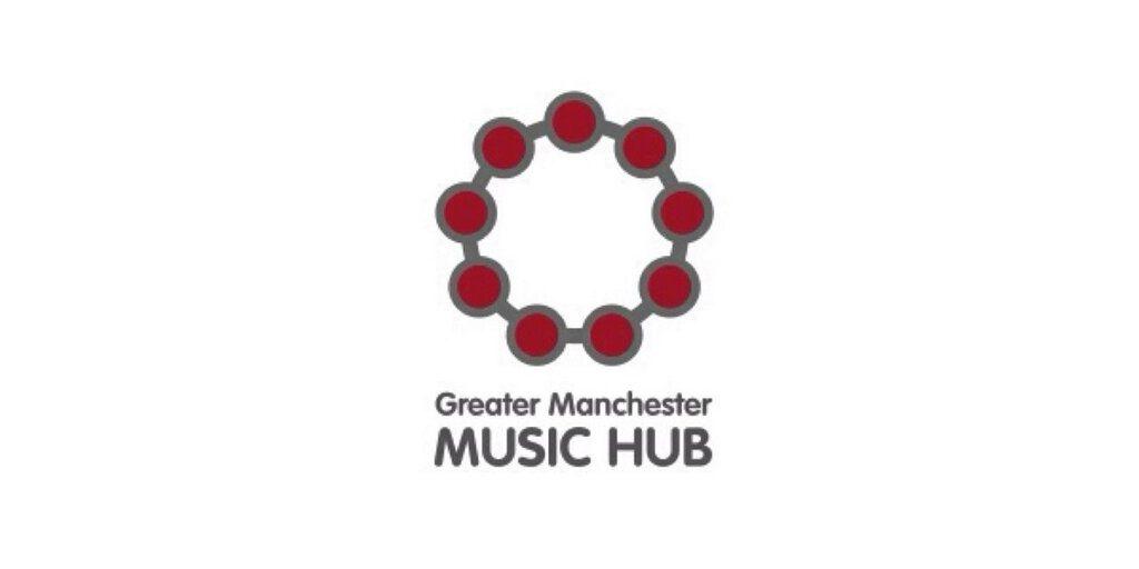 GM Music Hub logo